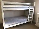Designer ASPACE bunk bed / 2 single beds