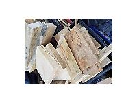 Wood Off Cuts for Wood Burner or Fire Pit