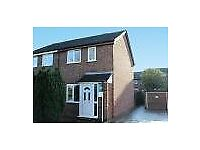 Large unfurnished 2 bedroom house with garden and garage in Grove Nr Wantage £895pcm