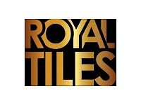 Shop Manager (Royal Tiles)