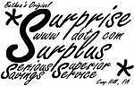 Surprise Surplus