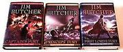 Jim Butcher Lot
