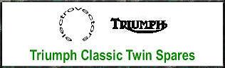 Triumph Classic Twin Spares