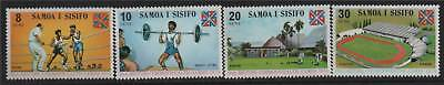 Samoa 1973 Commonwealth Games SG 422/25 MNH
