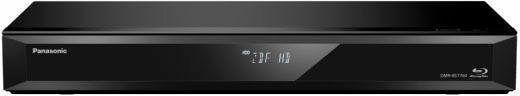 Panasonic DMR-BST760EG Blu-ray Recorder 500 GB HDD, DVB-S2/S2 Tuner schwarz, sss
