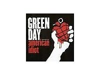 Greenday - Standing Tickets - Sheffield Arena - Monday 3rd July 2017