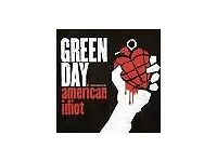 Greenday Tickets x 2 - Leeds Arena - Standing/General Admission - 05/02/2017
