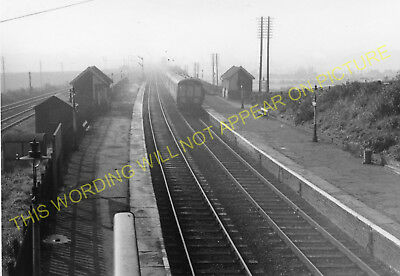 Westhouses & Blackwell Railway Station Photo. Alfreton & Normanton -Doe Hill (1)