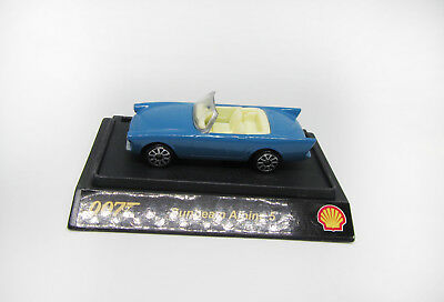 Shell Sunbeam Alpine 5 James Bond 007 Collectable Promo Car by Dr. No for sale  Shipping to United States