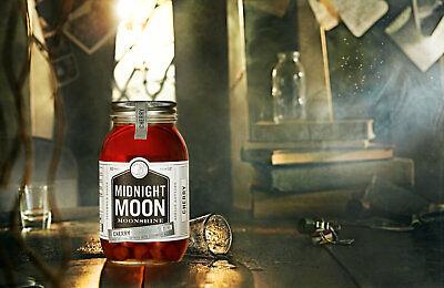 Junior Johnson Midnight Moon Cherry Kirsche 40 % vol. 0,35 l (1 l = 70,86 €)