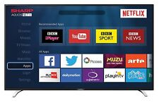 Sharp LC-55CFG6241K 55-Inch smart 1080p Full HD TV 55 inch TV Smart