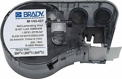 Brady M-143-427 Label Tape