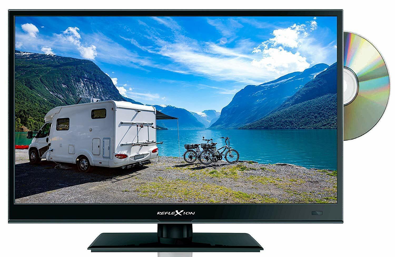 Reflexion LDD1671 15,6 Zoll LCD-Fernseher DVD-Player Triple-Tuner - NEU
