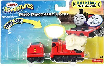 Fisher-Price Thomas & Friends Adventures, Dino Discovery James