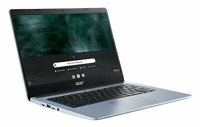 Acer 314 14 Inch Celeron 4GB 32GB Chromebook - Silver A