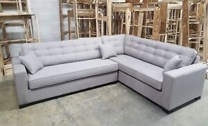 Custom Configuration Sectionals Direct From Manufacturer