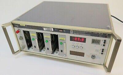 Wandel Goltermann Re-25 White Noise Receiver 10 Khz 25 Mhz Converter Plug-ins