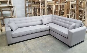 Custom Configuration Sectionals Direct From Factory