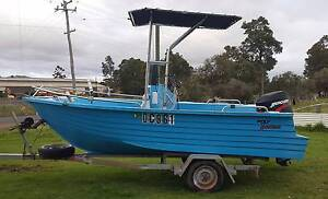 4.5m center console Waroona Waroona Area Preview