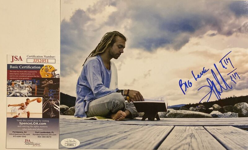 Trevor Hall Signed Autographed 8x10 Photo In And Through The Body JSA COA