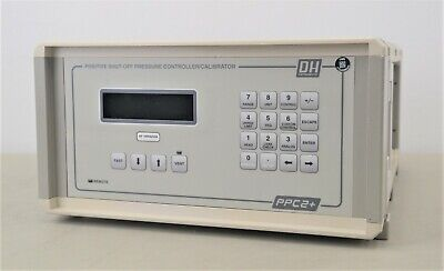 Dh Instruments Ppc2 Af Positive Shut Off Pressure Controllercalibrator 21268