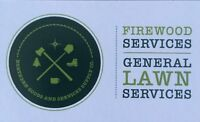 Firewood and general lawn services