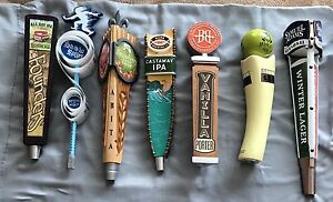 Looking for Beer tap handles & Bar Matts