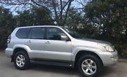 2005 Toyota Prado GXL, Auto, Turbo Diesel, RWC, Reg, Warranty Moorabbin Kingston Area Preview