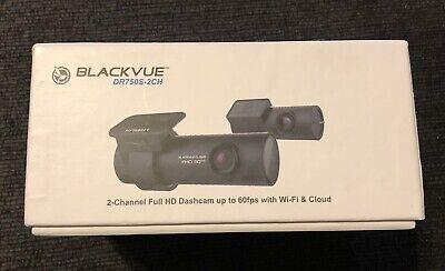 New (Open Box) BlackVue 2 Channel DR750S-2CH 32GB Dashcam