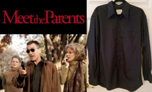 MEET THE PARENTS: Robert De Niro - Movie Worn Custom Anto Shirt