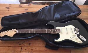 Fender Squier Stratocaster Standard Series Left Hand Guitar