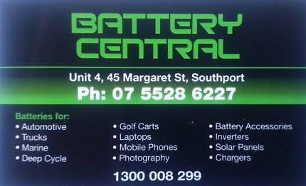 Battery Sales and Service Person Southport Gold Coast City Preview