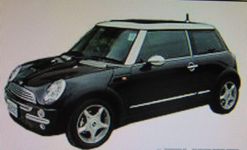 Putco 405053 Exterior Trim Kit Chrome Finish ABS Plastic 2002 – 2006 Mini Cooper