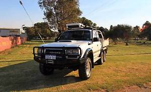 1994 Toyota LandCruiser Dual Cab Six Wheel Drive Fitted with 6500 Brunswick Harvey Area Preview