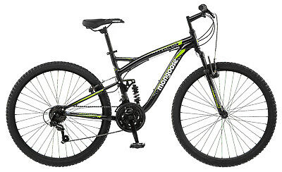 "26"" Mongoose Status 2.2 Mountain Bike Men's bicycle"
