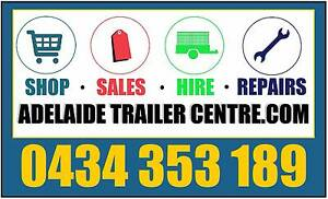 • TRAILER PARTS • NEW TRAILERS • HIRE & MORE.. Glengowrie Marion Area Preview