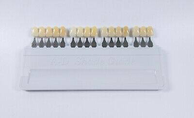 Ivoclar Vivadent Dental Teeth Shade Guide A-d Color Porcelain Material Vita 1set