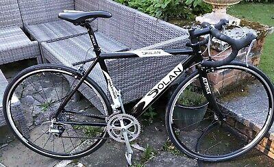 Dolan Preffisio Road Bike. Small Alu frame, carbon fork. 16 speed Shimano Tiagea