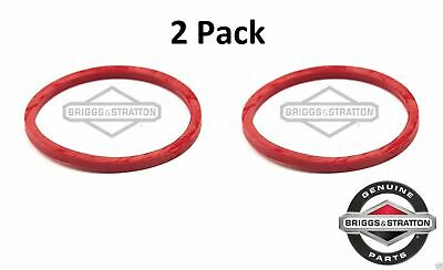 2 Pack Genuine Briggs & Stratton 691917 O-Ring Seal Replaces 281106 697891 OEM