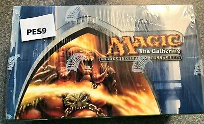 MTG - Factory sealed Russian language Dissension booster box for sale  Shipping to India