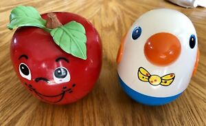 Vintage Roly Poly Toys