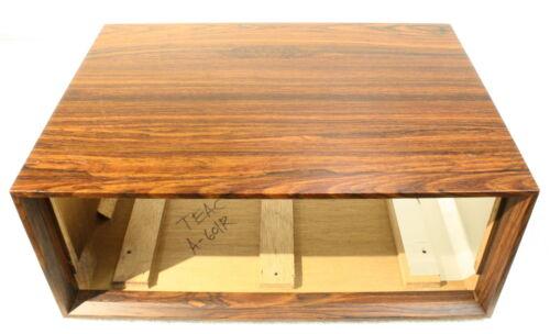 TEAC A-601R Original Outer Case-Vintage Cassette Deck
