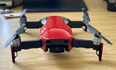 DJI Mavic Air Quadcopter Drone With 4K Camera - Flame Red