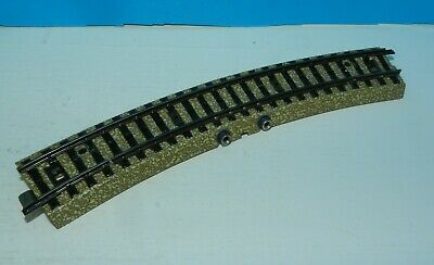 Märklin 5104 HO Kontaktgleis gebogen 5100 1/1 M-Gleis ist Neuwertig