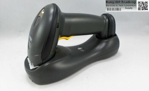 Symbol DS6878 & Cradle Wireless 2D Barcode Scanner BlueTooth + New Batt