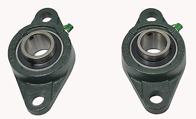 Ucfl205-16 1 2 Bolt Flange Block Mounted Bearing Unit Qty. 2
