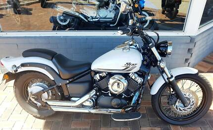 YAMAHA STAR XVS650 $8,490 - STOCK NUMBER 1537