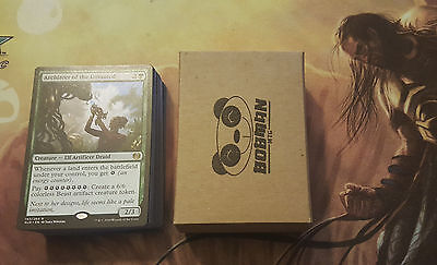 WELCOME TO THE JUNGLE Complete Custom MTG Deck | Green | Magic the Gathering