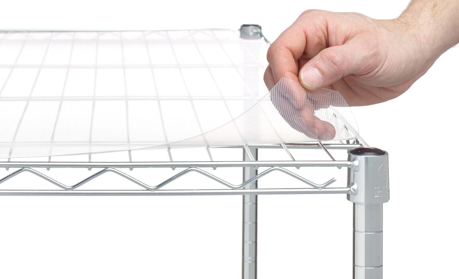 Metal Wire Rack Shelf Lining Shelving