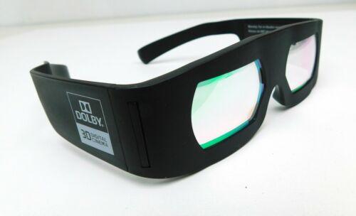 Box of 10 DOLBY 3D Digital Cinema Viewing Glasses ~ 10 per Box